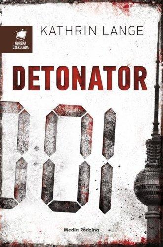 Detonator - okładka książki