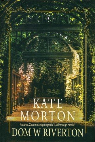 Dom w Riverton - okładka książki
