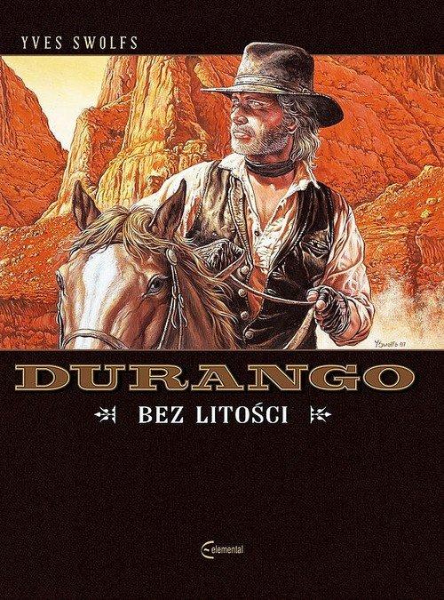 Durango 13. Bez litości - okładka książki