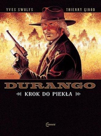 Durango 14. Krok do piekła - okładka książki