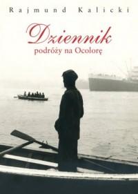 Dziennik podróży na Ocolorę - okładka książki
