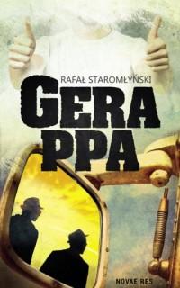 Gerappa - okładka książki