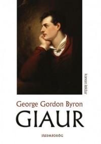 Giaur - George Gordon Byron - okładka książki