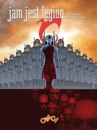 Jam jest Legion - okładka książki