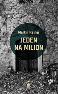 Jeden na milion - okładka książki