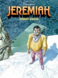 Jeremiah 14. Powrót Simona - okładka książki