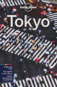 Lonely Planet Tokyo - okładka książki