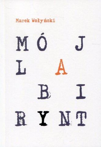 Mój labirynt - okładka książki