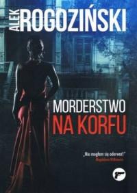 Morderstwo na Korfu - okładka książki