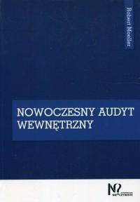 Nowoczesny audyt wewnętrzny - okładka książki