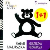 książeczki poznawcze 3m+. PAKIET - okładka książki
