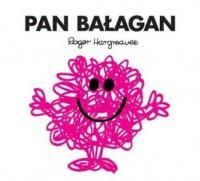 Pan Bałagan - okładka książki