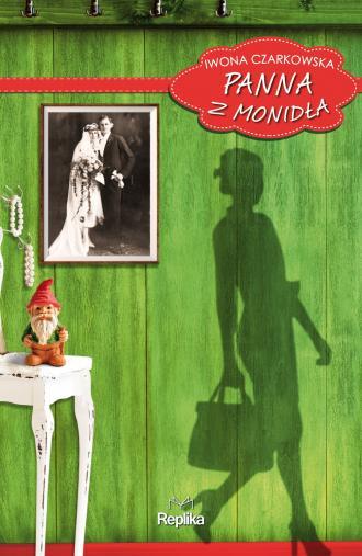 Panna z Monidła - okładka książki