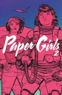Paper Girls 2 - okładka książki