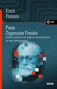 Pasje Zygmunta Freuda. Meandry - okładka książki