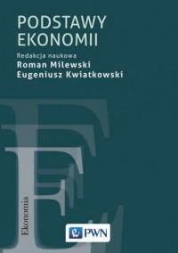 Podstawy ekonomii - Roman Milewski - okładka książki