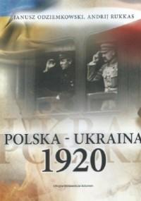 Polska - Ukraina 1920 - okładka książki