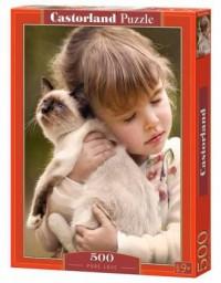 Puzzle 500 Prawdziwa miłóść - zdjęcie zabawki, gry