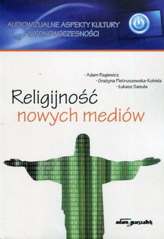 Religijnosć nowych mediów - okładka książki