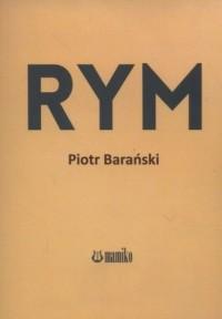 Rym - okładka książki