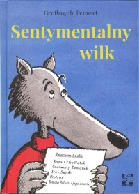 Sentymentalny Wilk - okładka książki