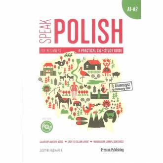 Speak Polish. A practical self-study - okładka podręcznika