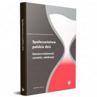 Społeczeństwo polskie dziś - okładka książki