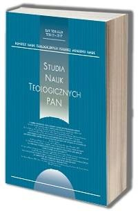 Studia Nauk Teologicznych PAN 122017. - okładka książki
