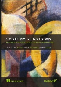 Systemy reaktywne. Wzorce projektowe i ich stosowanie - okładka książki