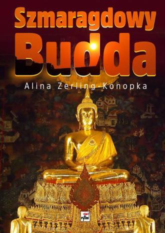 Szmaragdowy Budda - okładka książki