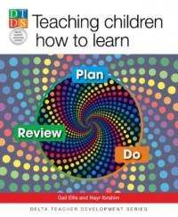 Teaching children how to learn - okładka podręcznika