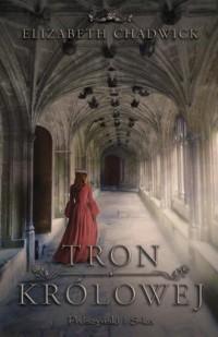 Tron królowej - okładka książki