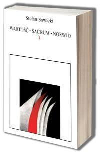 Wartość - Sacrum - Norwid. Tom - okładka książki