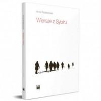 Wiersze z Sybiru - okładka książki