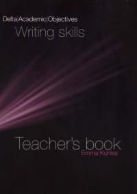 Writing Skills Teachers Book - - okładka książki