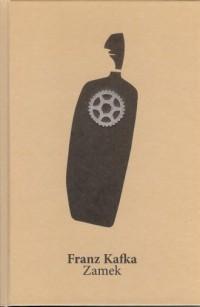 Zamek Franz Kafka - Wydawnictwo - okładka książki