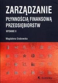 Zarządzanie płynnością finansową - okładka książki