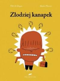 Złodziej kanapek - okładka książki