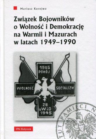 Związek Bojowników o Wolność i - okładka książki