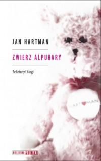 Zwierz Alpuhary - okładka książki