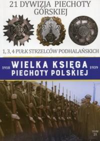 21 Dywizja Piechoty Górskiej. Wielka - okładka książki