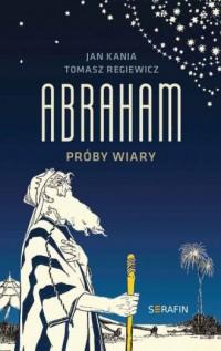 Abraham próby wiary - okładka książki