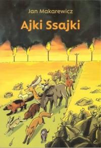 Ajki Ssajki - okładka książki