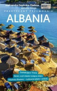 Albania. Przewodnik praktyczny - okładka książki