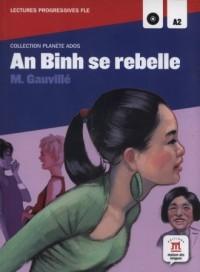 An Binh se rebelle (+ CD) - okładka podręcznika