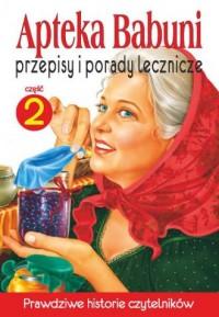 Apteka Babuni cz. 2 - okładka książki