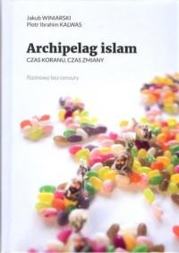 Archipelag islam - okładka książki