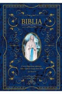 Biblia domowa z obwolutą Matka - okładka książki