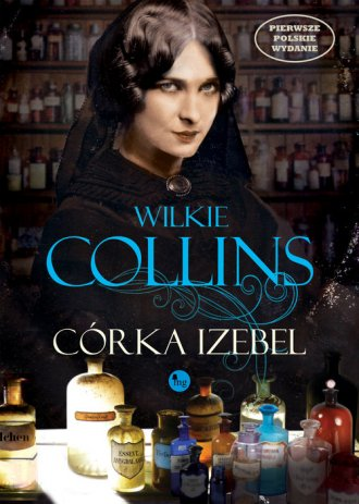 Córka Izebel - okładka książki