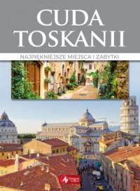 Cuda Toskanii - Janusz Jabłoński - okładka książki